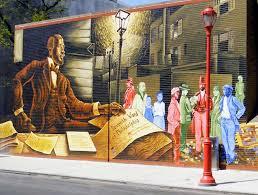 Philly Mural Arts Map by Philadelphia Mural Arts Program Janemcmaster