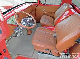 100 Classic Truck Seats 1956 Chevrolet Hot Rod Network