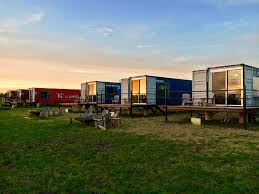 100 Container Homes Texas Flophouze Hotel In Is Made Up Of SuperCute Shipping