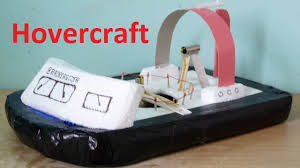 how to make a mini hovercraft at home youtube