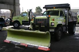 100 Salt Spreaders For Trucks GPS Devices Added To The Arsenal Of Snowfighting Equipment