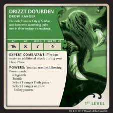 Dungeons Dragons DD Legend Of Drizzt Board Game