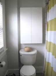 White And Gray Striped Curtains by Great Modern Bathroom Wall Cabinet Design With White Glossy Accent