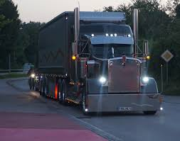 Kenworth Truck W900L - YouTube