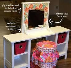 Diy Vanity Desk With Lights by Vanities Build A Vanity Cabinet The Cherry Vanity Build A Vanity