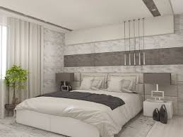 Grey Bedroom Ideas Trends 2017 With Plant For