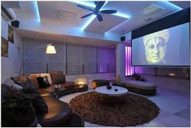 colorfull false ceiling light led design home false