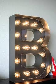 light letters metal letter lights light bulb letters nz