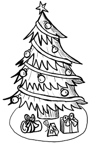 Full Size Of Coloring Pageengaging Christmass Drawings Page Winsome Finished Christmastree