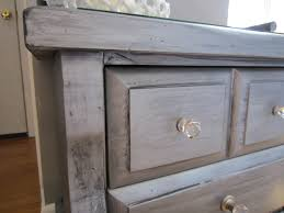 How to Spraypaint and Glaze Furniture Use three parts glaze