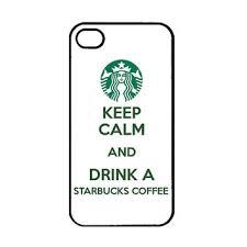 Keep Calm Drink Starbucks Coffee