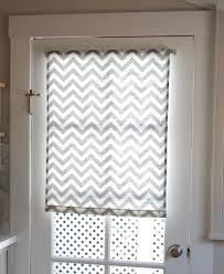 Patio Door Window Treatments Ideas by Window Treatment Ideas For Difficult To Decorate Windows