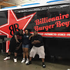 Billionaire Burger Boyz - Los Angeles Food Trucks - Roaming Hunger Millennials Love Food Trucks But Stale Laws Are Driving Them Out Of Best Places To Eat In Los Angeles Taco Restaurant Guide Gourmet Truck Locations Today Connector Best Food Trucks Los Angeles Archives My Delight Cupcakery Truck In Kelanarasa On Twitter Street Food Map Of Cousins Maine Lobster California Ca La Dtown Business District Street