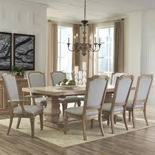 3 French Country Dining Room Furniture Sets Vintage 18th Century Neoclassic Design Set