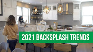 2021 backsplash trends