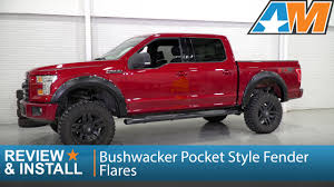 2015-2017 Ford F-150 Bushwacker Pocket Style Fender Flares Review ... Dodge Bushwacker Photo Gallery Rock Guards Linexd Gaurds And Fender Flares Extafender 12016 Ford F350 Front Toyota Pocket Style Flare Set Of 4 092014 F150 Barricade Raptor Review Boltriveted For 62018 Tacoma Aev Ram High Mark Free Shipping 22015