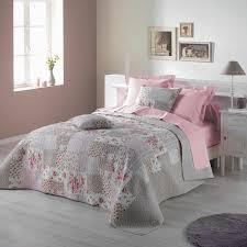 plaid tagesdecke vintage rosa natur 240x260 inkl 2