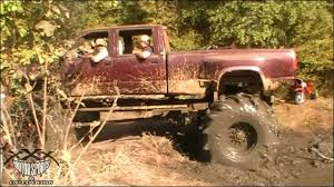 COMPLETELY ROLLS!! GIANT GMC 4x4 MUD TRUCKS On TRACTOR TIRES At ... Dodge Mud Truck Lifted V10 Modhubus 2100hp Mega Nitro Is A Beast Archives Page 4 Of 10 Legendarylist Videos And Pics Bnyard Boggers Monster Truck Ford Vs Chevy Pulling Collection Video 1stgen Cummins Goes One Hole Too Far Massive Gets Airborne And Jumps Over 5 Other Trucks Compilation Pinterest Races Ryc 2017 Awesome Documentary Event Coverage Race Axial Iron Mountain Depot