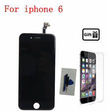 For Iphone 6 New Lcd Display Screen Touch Panel Glass Digitizer
