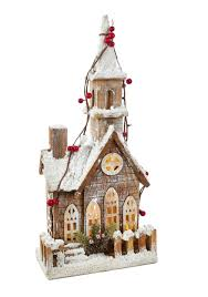 100 This Warm House Wood W White LED Lights