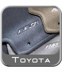 2005 Toyota Avalon Floor Mats by New 2000 2004 Toyota Avalon Carpeted Floor Mats From Brandsport