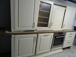 einbau küchen landhaus vanille zimt zeile 3m komplett
