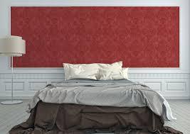 tapete vlies ornamente glitzer rot 32987 3 as creation