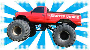 100 Monster Truck Shows Ma Heres Some Of The Worst Names Ever