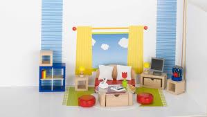 goki puppenhausmöbel modernes wohnzimmer möbel