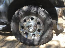 For Sale - Almost Brand New Set Of 37x12.50R20 Thunderer Mud Tires ...