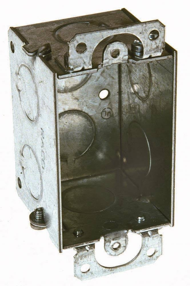 Hubbell Electrical Switch Box