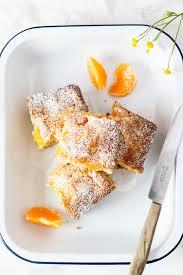 mandarinen grießkuchen clementine and semolina cake