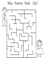 Wedding Activity Book Coloring Pages Kids At The