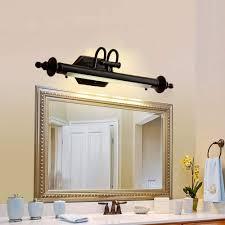 xmagg led spiegelle retro spiegelleuchte einstellbar