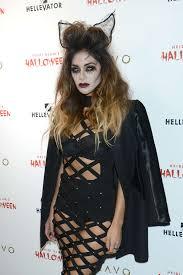Heidi Klum Halloween by Nicole Scherzinger Heidi Klum Halloween Party 2015 In Ny