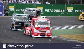 100 Formula Truck 2006 Interlagos Iveco Leads Stock Photo 84415837 Alamy