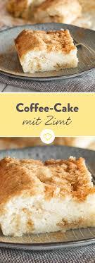 schneller coffee cake mit zimt