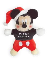 Mickey Mouse Decorative Bath Collection by Disney Mickey Mouse Musical Mini Comfort Cuddly With Lights