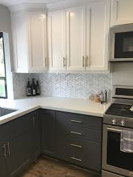 Color Ideas For Painting Kitchen Cabinets 6 Convenient Hacks White Kitchen Remodel Carrara Marble Mid