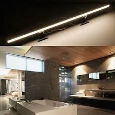 details zu 7w led badezimmer beleuchtung bad spiegelleuchte aufbaule ip44 schminklicht