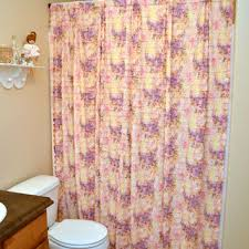 Pink And Purple Ruffle Curtains by Best Ruffle Shower Curtain Products On Wanelo