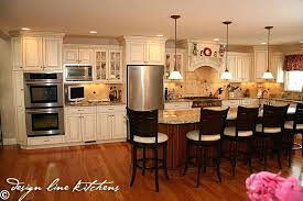 Standard Kitchen Overhead Cabinet Depth by Standard Height Kitchen Cabinets Above Counter Of From Overhead