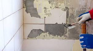 enlever colle a carrelage colle carrelage mural on decoration d interieur moderne enlever du
