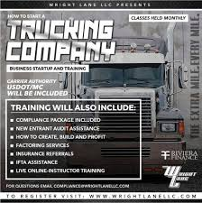 100 Starting A Trucking Company Looking To Start A Trucking Company Wright Lane LLC