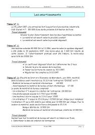 matériel de bureau comptabilité exercices et corriges des travaux dirigés de comptabilité générale 2