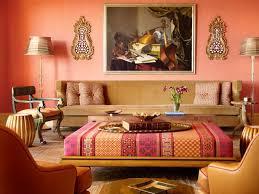die ottomanen modernes interieur mit orientalischem akzent