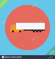Icon Trucks With Refrigerator Stock Photo: 80102295 - Alamy