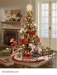 On A Budget How To String Bead Garland Christmas Tree For Your House Lincoln Cashmere Pinecone Small Spaces And
