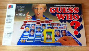 Amazon Guess Who Board Game 1991 Edition Toys Games