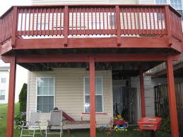 Behr Premium Deck Stain Solid by Power Washing And Deck Sealing In Baltimore The Grimebusters